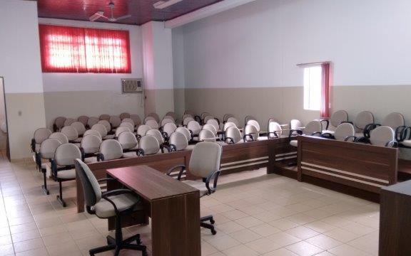 Sala de Audiência Simulada